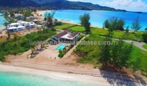 Antigua Beachfront Property