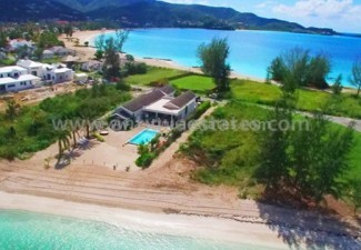 Antigua Beachfront Property