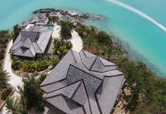 exclusive and prestigious properties in Antigua