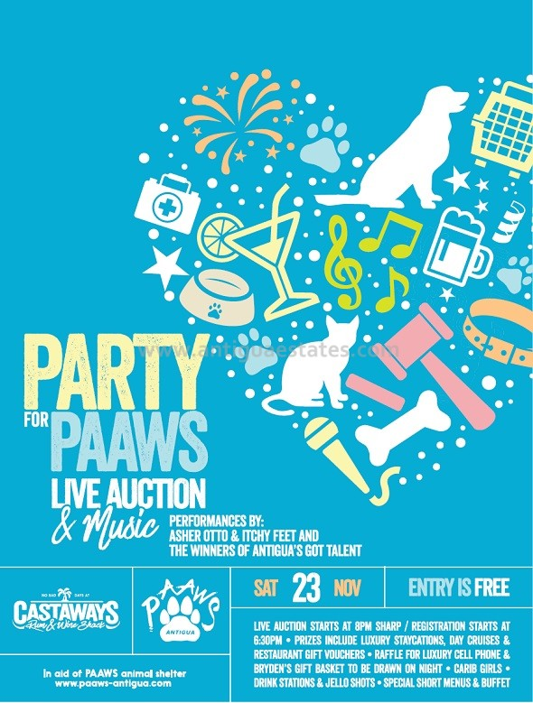 PAAWS Party and Live Auction 590